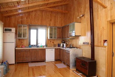 country Kitchen by Kuloğlu Orman Ürünleri