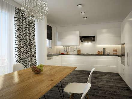 yücel partners – D&S Altaş Home: modern tarz Mutfak