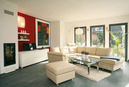 : mediterrane Wohnzimmer von homify