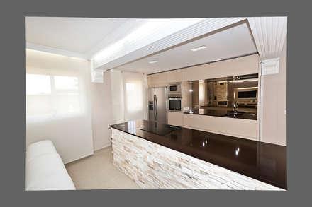 ห้องครัว by AZD Diseño Interior