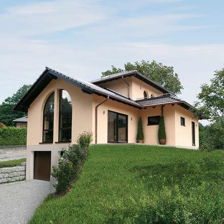 GALA 400 - Exklusives Ambiente: koloniale Häuser von FingerHaus GmbH