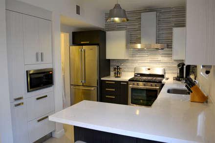 cocina la rioja cocinas de estilo moderno por toren cocinas