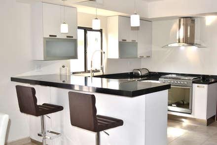 مطبخ تنفيذ Toren Cocinas