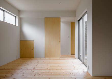 三浦の家: 萩原健治建築研究所が手掛けた子供部屋です。