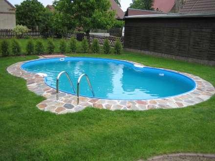 Swimming pool designs ideen und bilder homify for Pool design gmbh