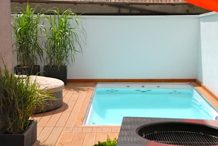 Pretty Pool: Moderner Pool Von Future Pool GmbH