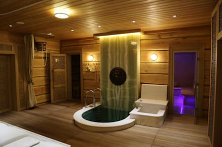 rustic Spa by OwnHome