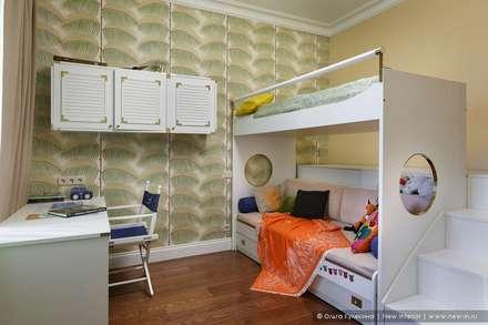 ห้องนอนเด็ก by Ольга Кулекина - New Interior