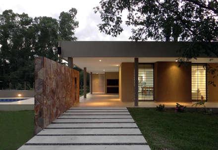 Casas modernas ideas im genes y decoraci n homify for Como disenar una casa de campo