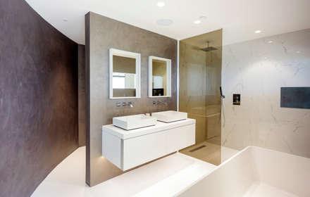 En Suite Modern Bathroom By WN Interiors Of Poole In Dorset