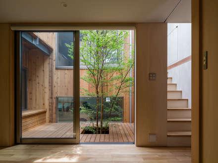 FP: 株式会社リオタデザインが手掛けた庭です。