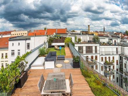 Cumaru Terrassendielen:  Terrasse von Kahrs GmbH
