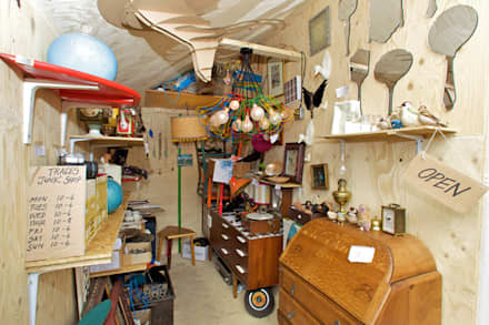 Traces 'Junk' Shop Teaser Event:  Event venues by Traces London