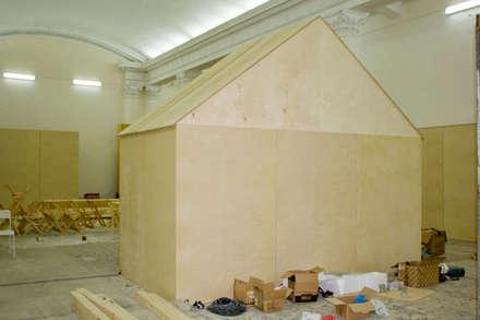 Техническое помещение: Галереи  в . Автор – Мебельная компания FunEra. Изготовление мебели из фанеры на заказ. http://www.fun-era.ru