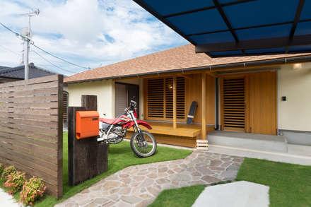 小さな平屋の家: FAD建築事務所が手掛けた家です。