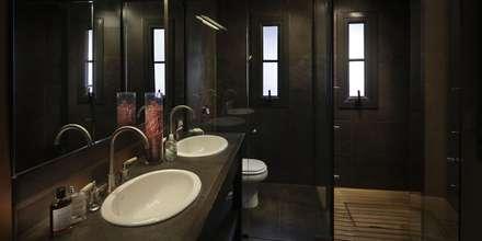 ห้องน้ำ by Bórmida & Yanzón arquitectos