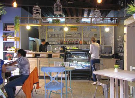 Nhà hàng by Estudio Meraki