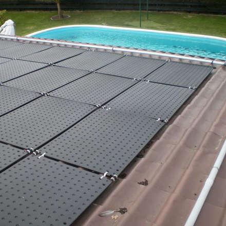OKU Solarabsorber: tropischer Pool von Pool-Chlor-Shop GbR