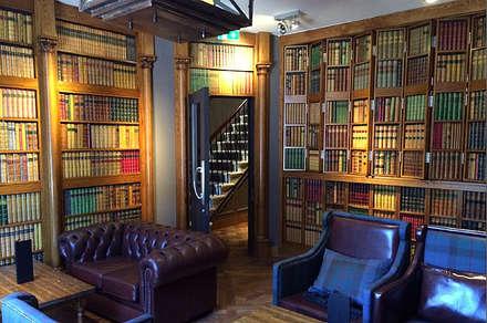 Raeburn Internal Library:  Hotels by Aitken Turnbull Architects