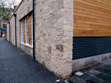 Raeburn External :  Hotels by Aitken Turnbull Architects