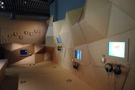 Kinderbiennale Venedig:  Veranstaltungsorte von papplab GmbH