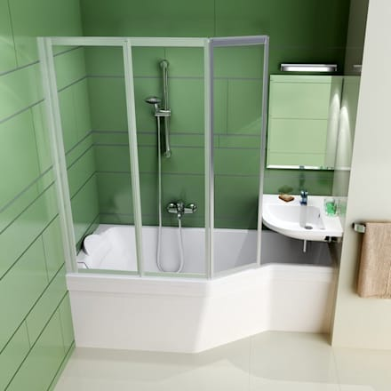 badezimmer ideen, design und bilder | homify - Badezimmer