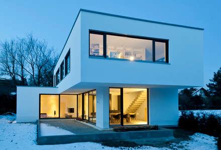 einfamilienhaus am wörthsee : moderne Häuser von gramming rosenmüller architekten