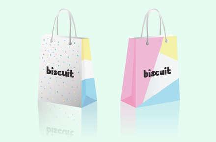 BISCUIT FRESH FASHION: Oficinas y Tiendas de estilo  de StudioStore