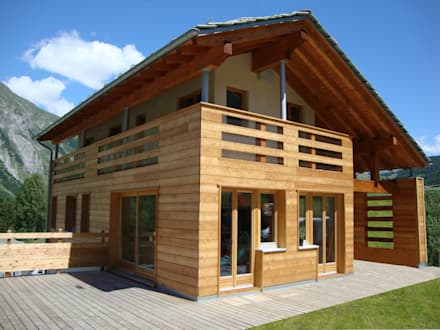 Idee arredamento casa interior design homify for Case moderne esterni