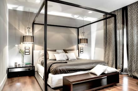 modern Bedroom by Ernesto Fusco