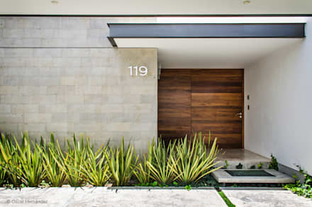 Front doors by homify