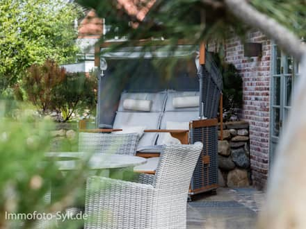 Ferienhaus in List:  Terrasse von Immofoto-Sylt