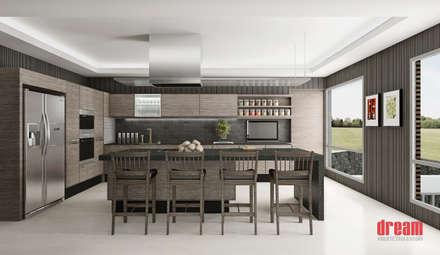 cocina cocinas de estilo moderno por dream u diseo