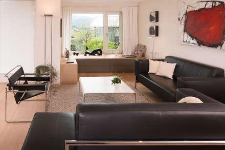Wohnzimmer einrichtung design inspiration und bilder for Esszimmer italienischer stil