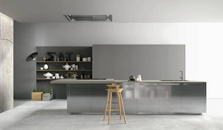 Extra: Cucina in stile in stile Moderno di doimo cucine