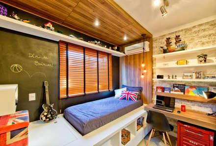 Dormitorios infantiles de estilo  por Espaço do Traço arquitetura