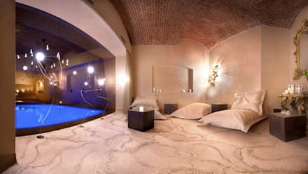eclectic Spa by vigo mosaici s.n.c