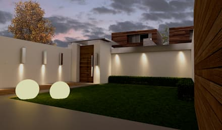 Giardino idee immagini e decorazione homify for Idee casa minimalista