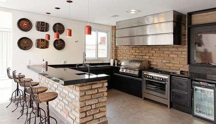 باورچی خانہ by Moran e Anders Arquitetura