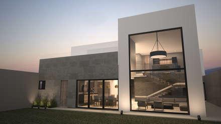 modern Houses by Nova Arquitectura