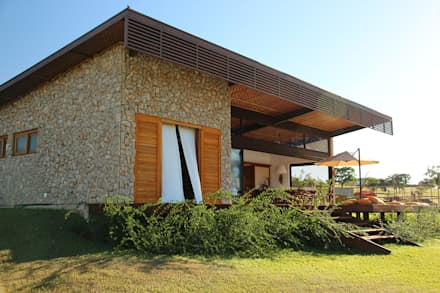 country Houses by Ambienta Arquitetura
