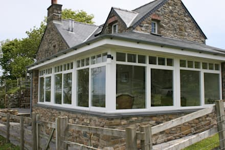 Projects: modern Conservatory by louise2