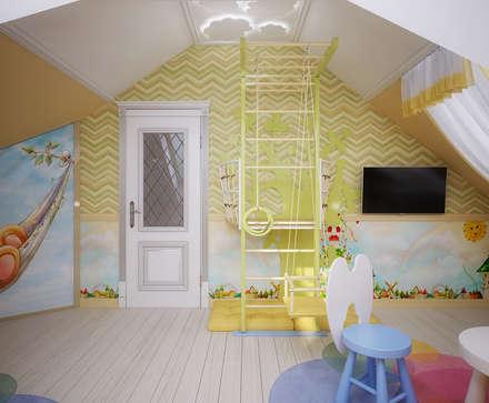 classic Nursery/kid's room by Инна Михайская