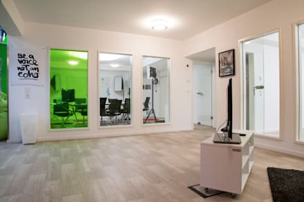 UpWorld - Nachher: ausgefallene Ankleidezimmer von upWORLD | Meet. Learn. Create.