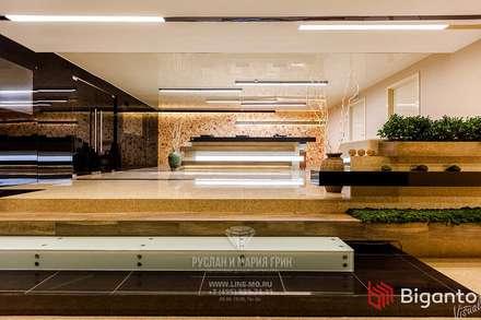 Rumah Sakit by Студия дизайна интерьера Руслана и Марии Грин