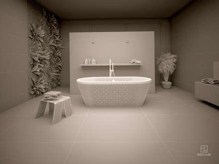 Reforma Baño: Baños de estilo asiático de DECLASE