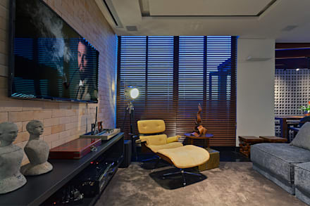 Ruang Multimedia by Lucas Lage Arquitetura