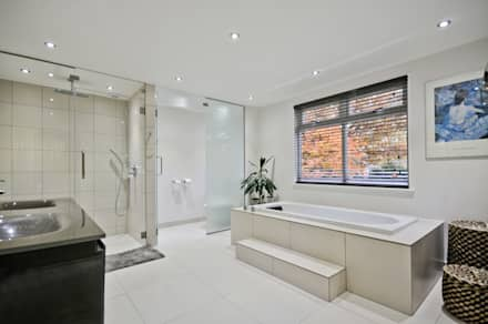 Ince Road, Burwood Park: modern Bathroom by Concept Eight Architects