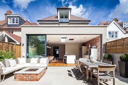 Home Terrace Design. Ashley Road  Terrace by Concept Eight Architects design ideas inspiration homify