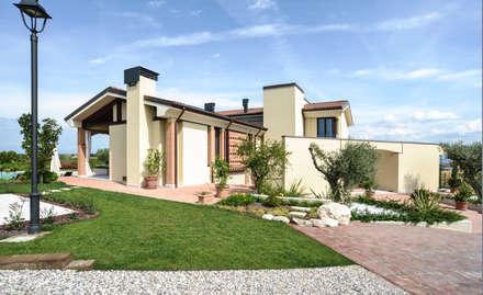 Studio Merlini Architectural Concept의  주택
